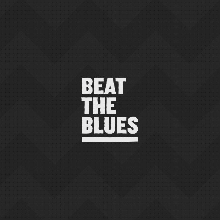 #BEATTHEBLUES